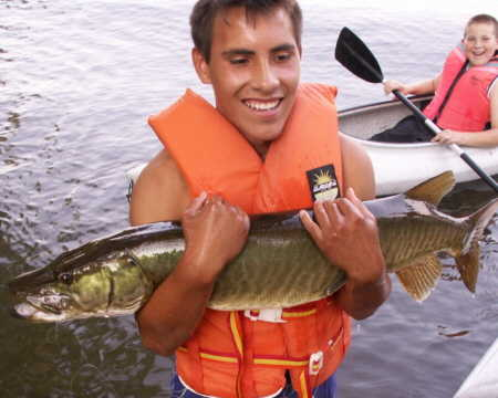 Ny fishing charters ny fishing guides for Finger lakes fishing report